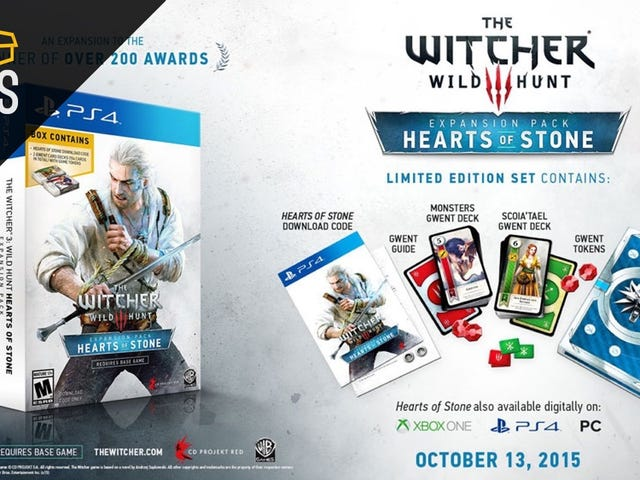 Play Gwent In Real Life With This Discounted Witcher III DLC Bundle