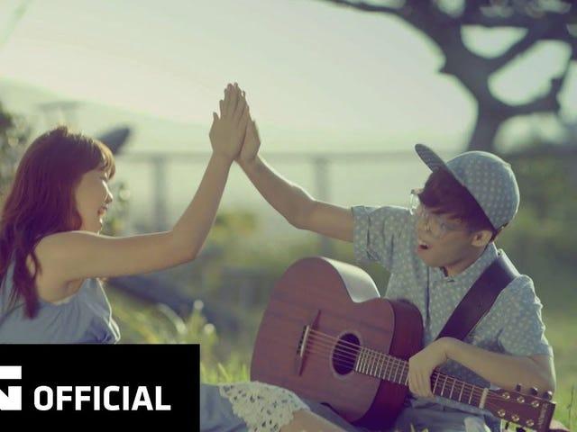 K-Pop Pick Of The Day: daj miłość