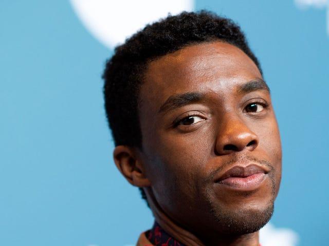 Chadwick Boseman, la Pantera Negra, ha muerto a los 43 años