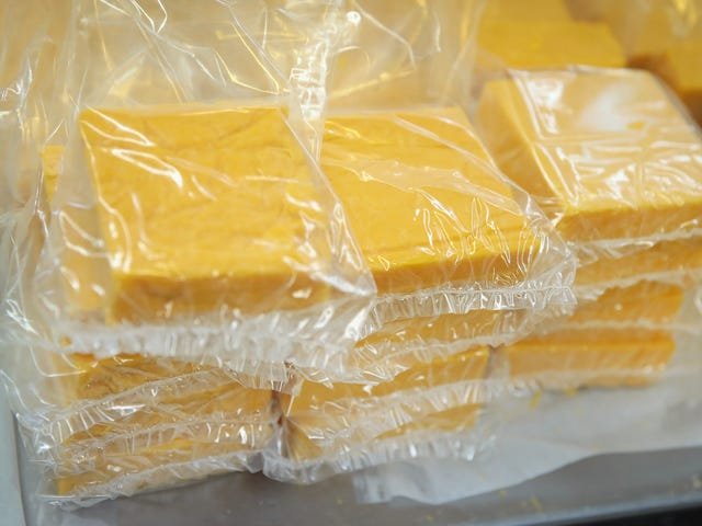 America Now Comes With More Extra Cheese