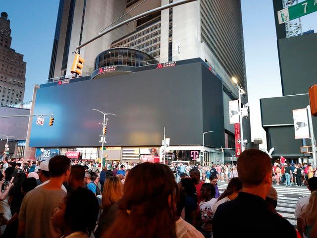 Τεράστια διακοπή ρεύματος Hits NYC για την επέτειο του Infamous 1977 Blackout