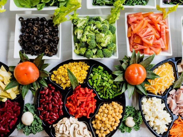 Bagaimana Saya Bisa Memberitahu Jika Makanan Ditinggalkan pada Suhu Kamar yang Aman untuk Dimakan?