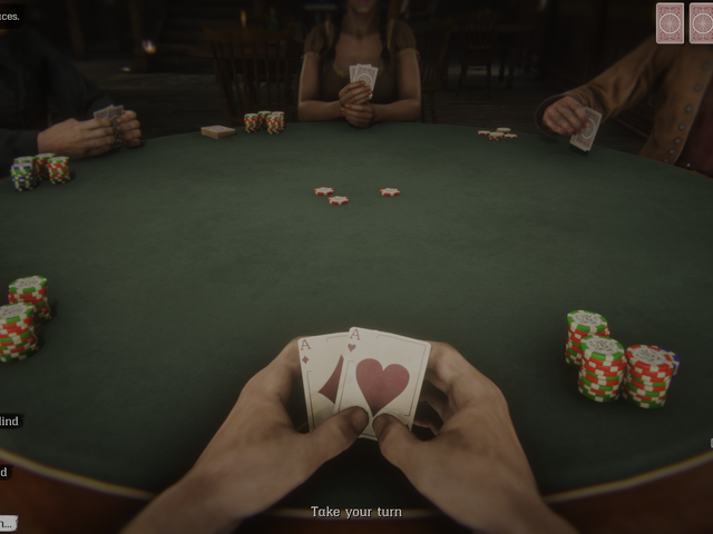 Poker In Red Dead Online Is Not Available Everywhere Due To Regional Laws