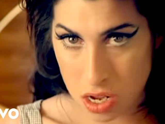 Amy Winehouse -- 'Tears Dry On Their Own'