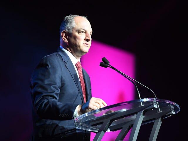Le gouverneur démocratique 'Pro-Life' de Louisiane prêt à signer un projet de loi anti-avortement