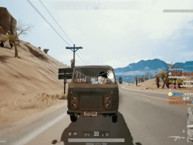 Battlegrounds Player Takes Streaming To The Next Level