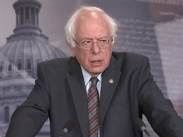 Bernie Sanders Introduces 'Stop BEZOS Act' to End Corporate Welfare to Amazon, Walmart