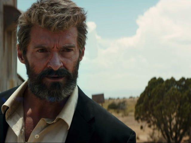 Hugh Jackman tog en Paycut för att vara säker <i>Logan</i> kunde rankas R