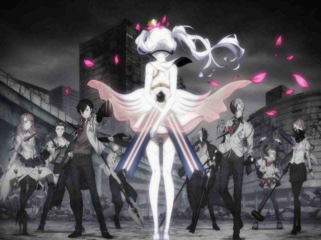 An anime based on The Caligula Effect is in the works