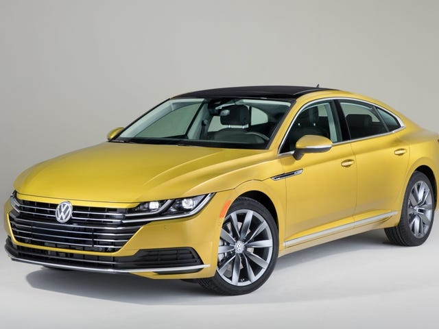 You Gonna Buy A Volkswagen Arteon?
