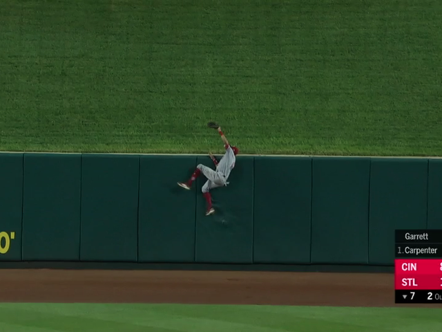 Billy Hamilton Cannot Possibly Be Human