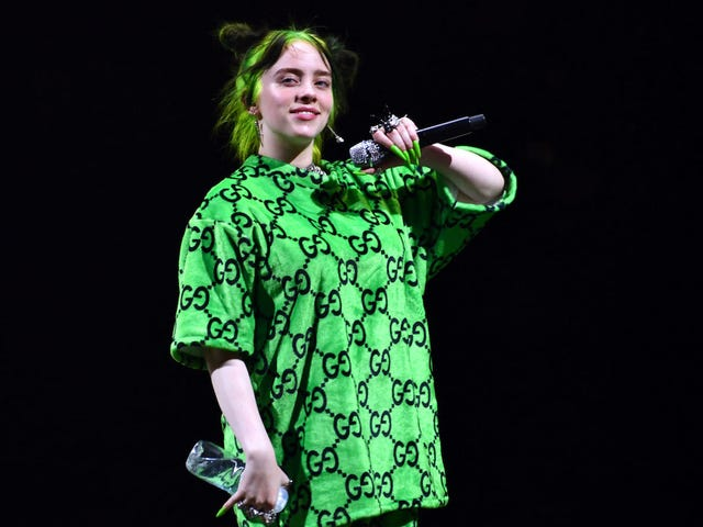 Billie Eilish's 'Bad Guy' blev til sidst dethroned 'Old Town Road'
