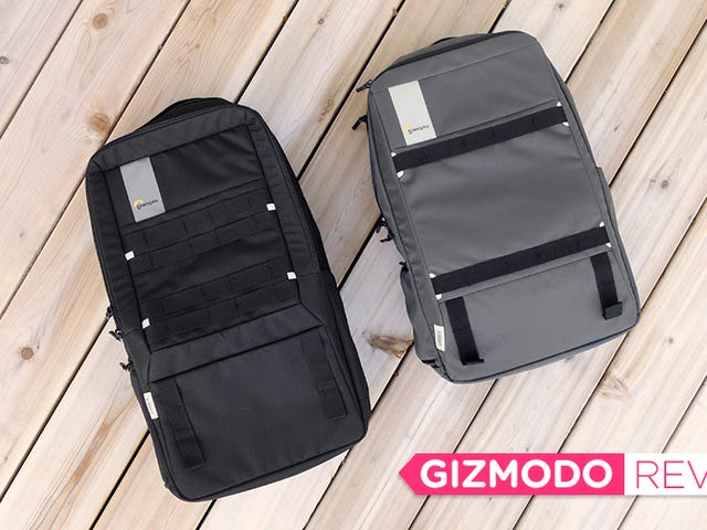 This Backpack Cured My Addiction to Gadget Bags
