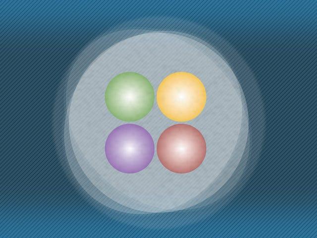 Dua Tim Telah Menggali Secara Bukti Bukti Partikel Baru yang Eksotis