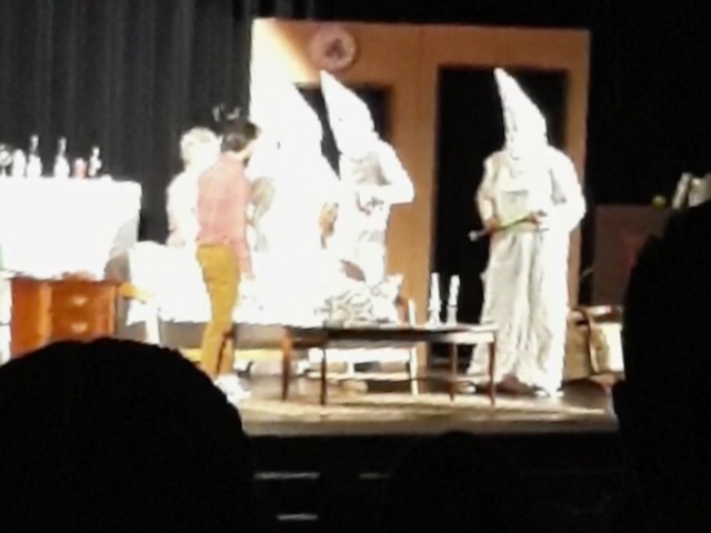 Someone Thought a High School Play With Students Wearing KKK Uniforms Was a Good Idea