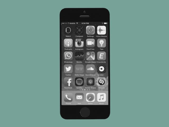 Make Your Smartphone Less Distracting by Switching Your Screen to Grayscale