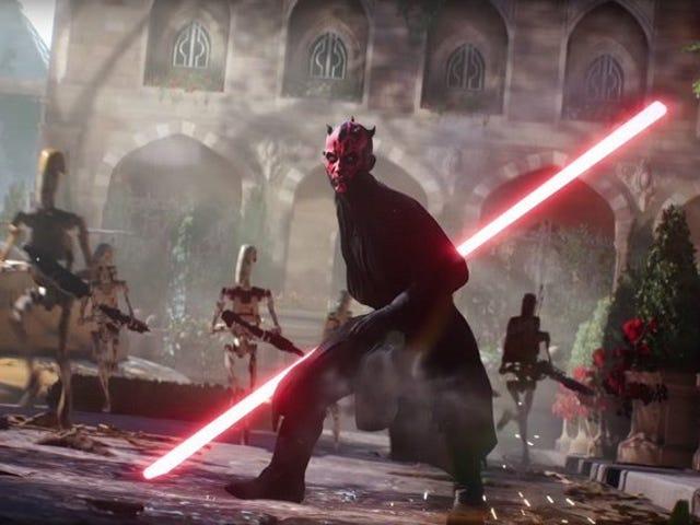EA Finally Unlocks Every Hero In Star Wars Battlefront II