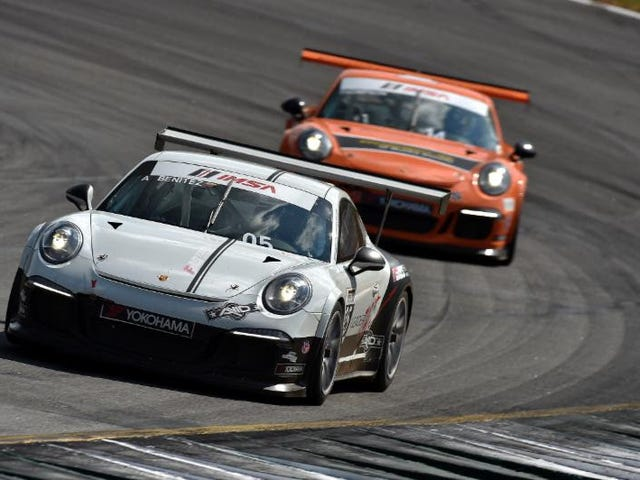 Don't Miss The GT3 Cup Finale LIVE At 11:25 AM EST