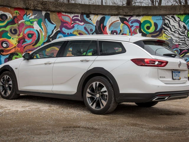 Test driving the Buick Longboi tomorrow. What would you like to know?