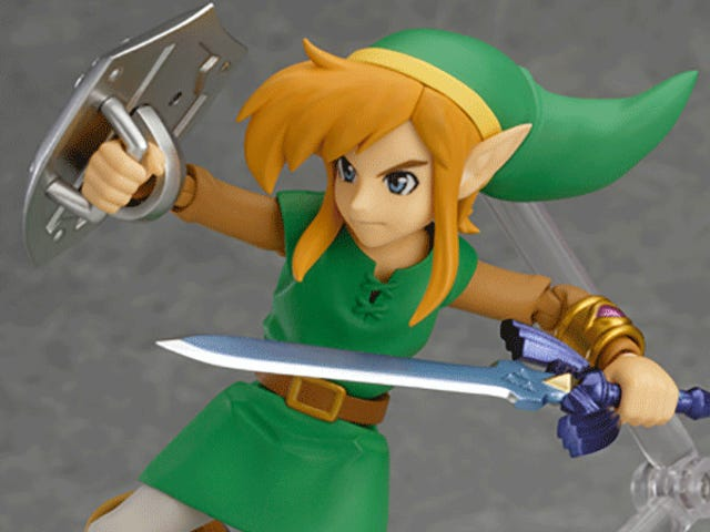 Look At This <i>Legend Of Zelda</i> Action Figure
