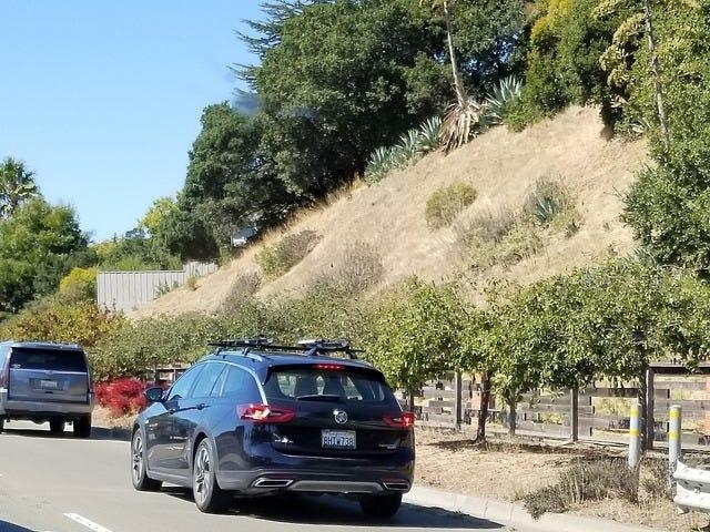 """Kolejny wagon """"Buick"""", nowy kolor i dodatkowe pieski"""