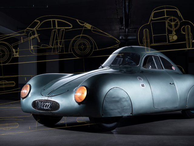 The Missing Link Between Volkswagen and Porsche Is Up for Auction