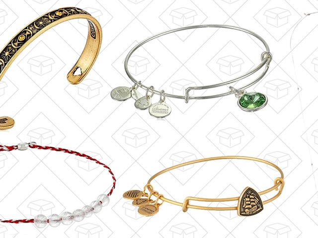 Get Your Bangle On With This Alex and Ani Sale From Amazon
