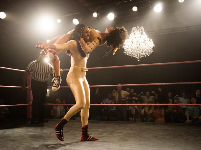 Superwoman: Glow Actress Sydelle Noel Talks Black Love and Why She Should Be Our Next Action Star
