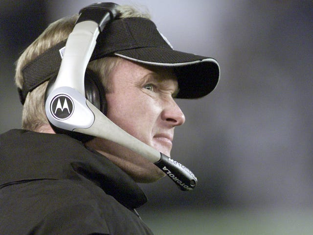 Report: The Raiders Are Prepared To Dump Out Their Wallets For Jon Gruden