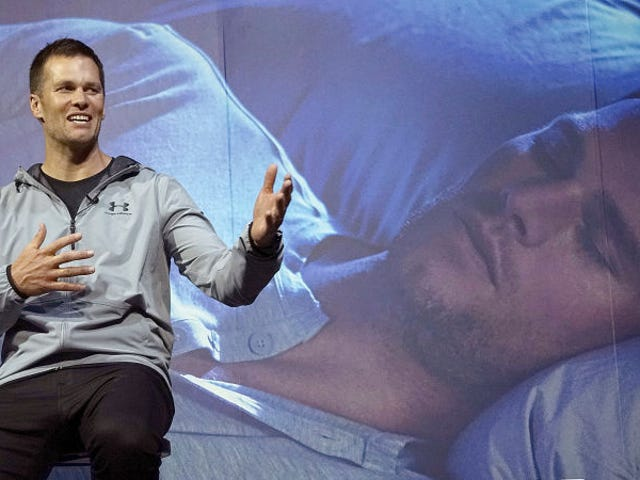 Tom Brady's New App Will Give You Terrible Wellness Advice For $199.99 A Year