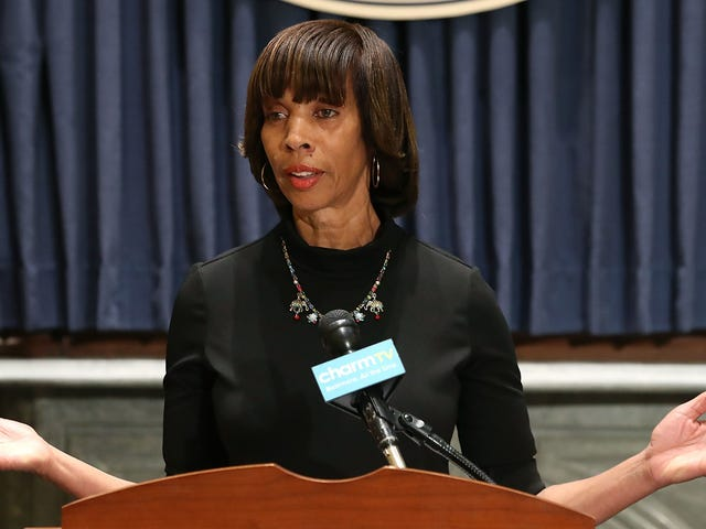 Former Baltimore Mayor Indicted for Using Office to Enrich Herself; Donald Trump Curiously Quiet