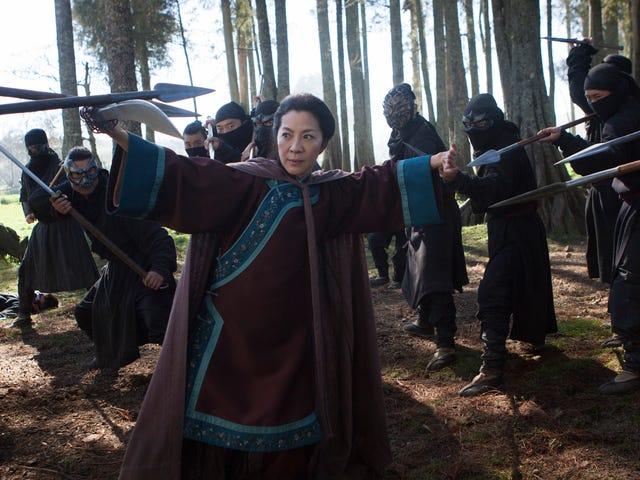 This Week's TV: Crouching Tiger, Hidden Dragon Finally Gets a Sequel