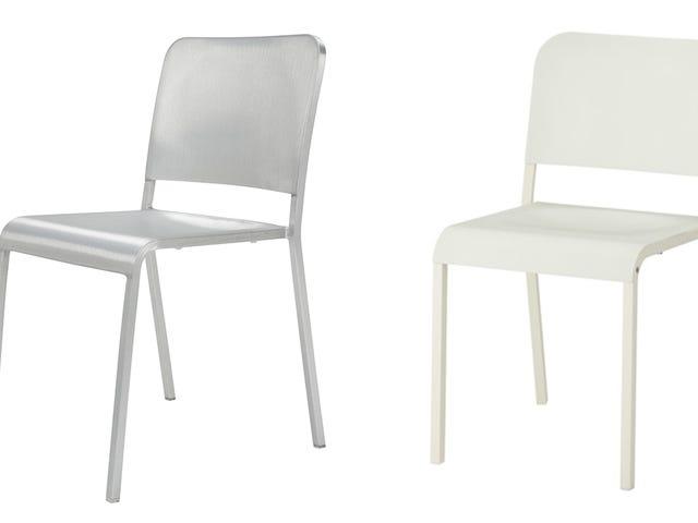 Ikea viene citata in giudizio per aver presumibilmente rubato un progetto di sedia