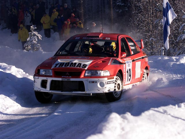 Rally Flashback: 2001 Rally Sweden