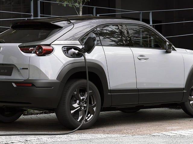 Mazda siger, at langdistancede elbiler er værre for planeten end diesel