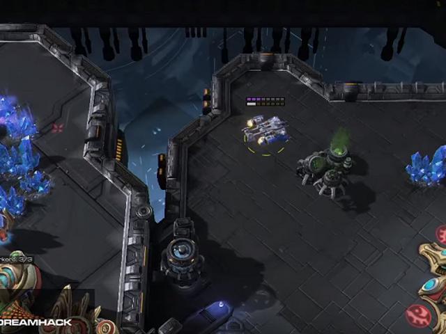 <i>StarCraft II: Legacy of the Void</i> ya está obteniendo partidas Crazy Pro
