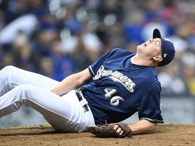 Corey Knebel's Injury Sure Is A Bummer