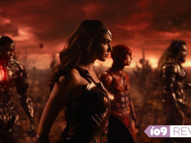 <i>Justice League</i>は大したことではありませんが、それは偉大なものをもたらします