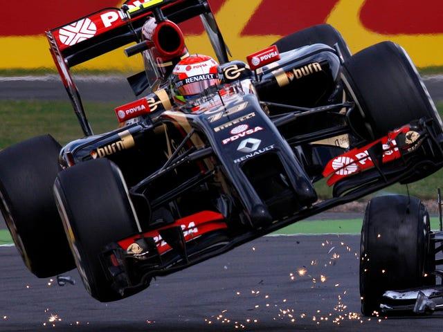 F1の最も嫌われるドライバーはシリーズ外