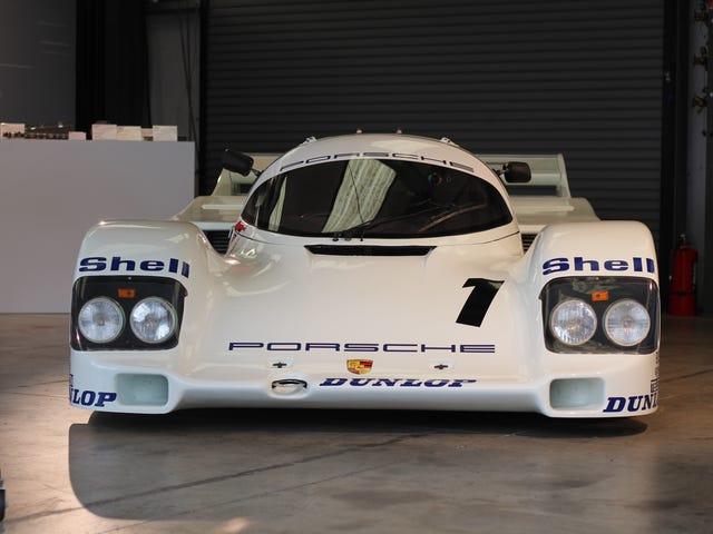 Post-Rennsport Reunion pensou;  Já atingimos o pico da Porsche?