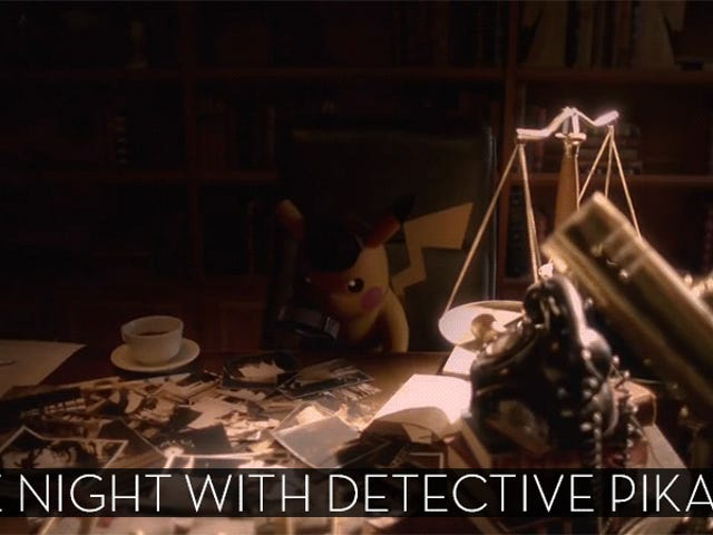 Stream Up-All-Night Plays <i>Detective Pikachu</i> [Stream Finished]