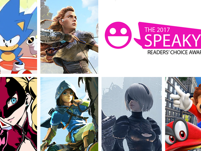 The 2017 Speakys: Readers' Choice Awards