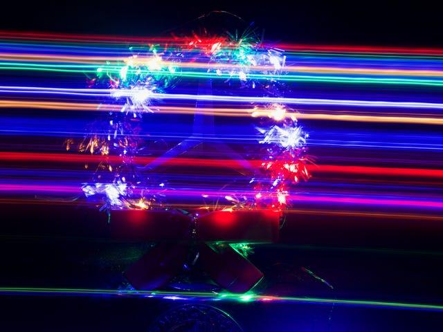 240D getting festive