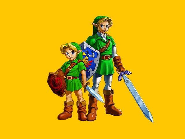 Hay una nueva versión multijugador del mítico Zelda: Ocarina of Time