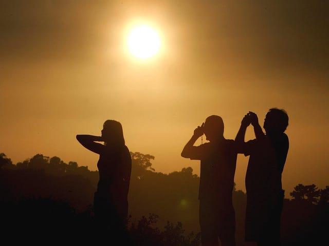 Ang polusyon ng hangin ay Papasok sa Iyong Utak, at Nais Alam ng mga Siyentipiko Kung Ano ang Ginagawa sa Iyo