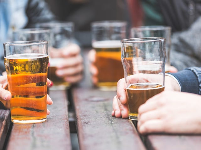 Ireland blocks booze ads near schools, trains, buses, daycares, cinemas