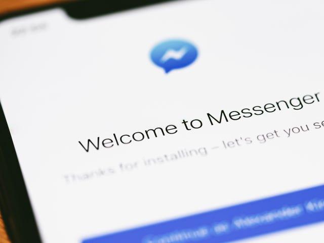 आप अपने फेसबुक मैसेंजर अकाउंट को क्यों निष्क्रिय नहीं कर सकते?