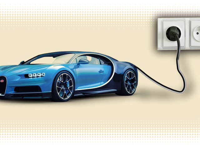 Dyno Testing A Bugatti Chiron Makes Enough Electricity To Power People's Homes
