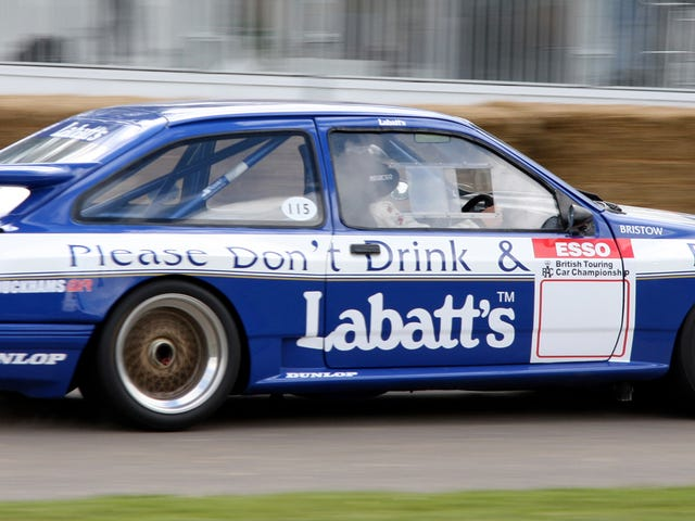 Old Top Gearのその後のホストTiff Needellが、AグループA Cosworthとは何かを説明します。