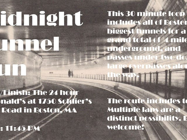 So I've been putting together this informal driving club...